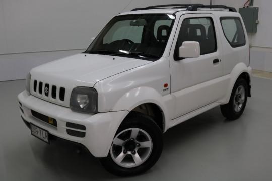 Suzuki Jimny JLX SN413 T6