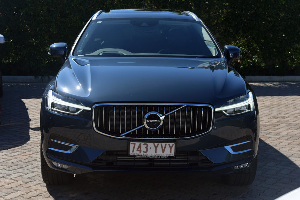 2019 Volvo XC60 T5 Inscription 2.0LT/P 187kW 8Spd AT Suv Image 3