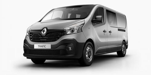 2018 MY19 Renault Trafic L2H1 Crew Van