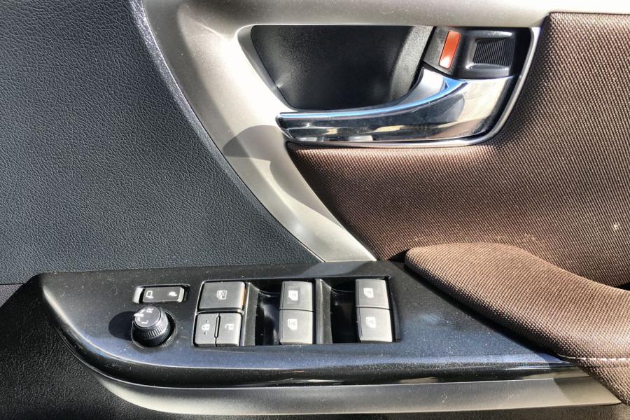 2017 Toyota Fortuner GUN156R GXL Suv