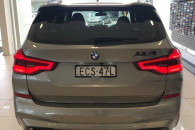 2019 BMW X3 Series F97 Competition