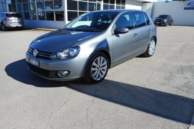 2012 MY13 Volkswagen Golf VI  118TSI Comfrtline HBK DSG 7sp 1.4T Hatchback Image 4