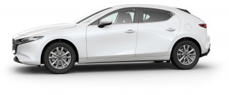 2020 MY21 Mazda 3 BP G20 Pure Other image 22