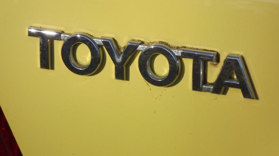 2010 Toyota Yaris NCP90R YR Hatchback Image 7