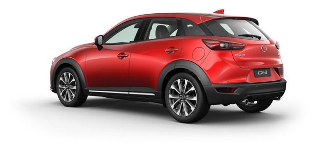 2020 MY0  Mazda CX-3 DK sTouring Suv Mobile Image 18