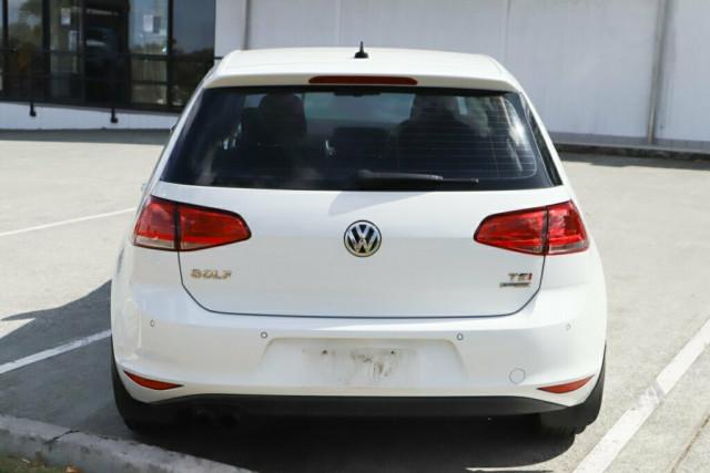 2013 MY14 Volkswagen Golf VII MY14 90TSI Comfortline Hatchback Image 8