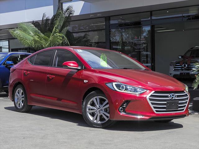 2016 Hyundai Elantra AD MY17 Active Sedan Image 1