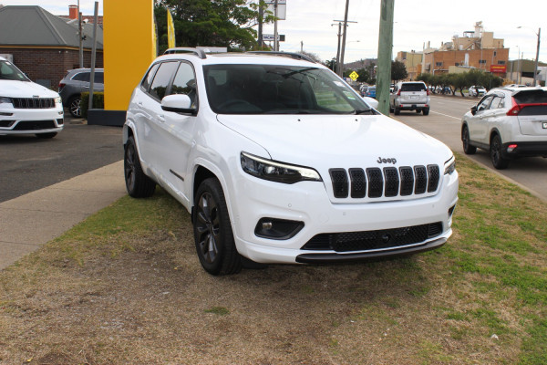 2021 Jeep Cherokee KL S-Limited Suv Image 4