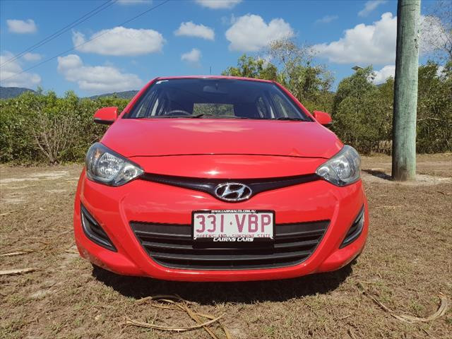 2013 MY14 Hyundai I20 PB  Active Hatchback