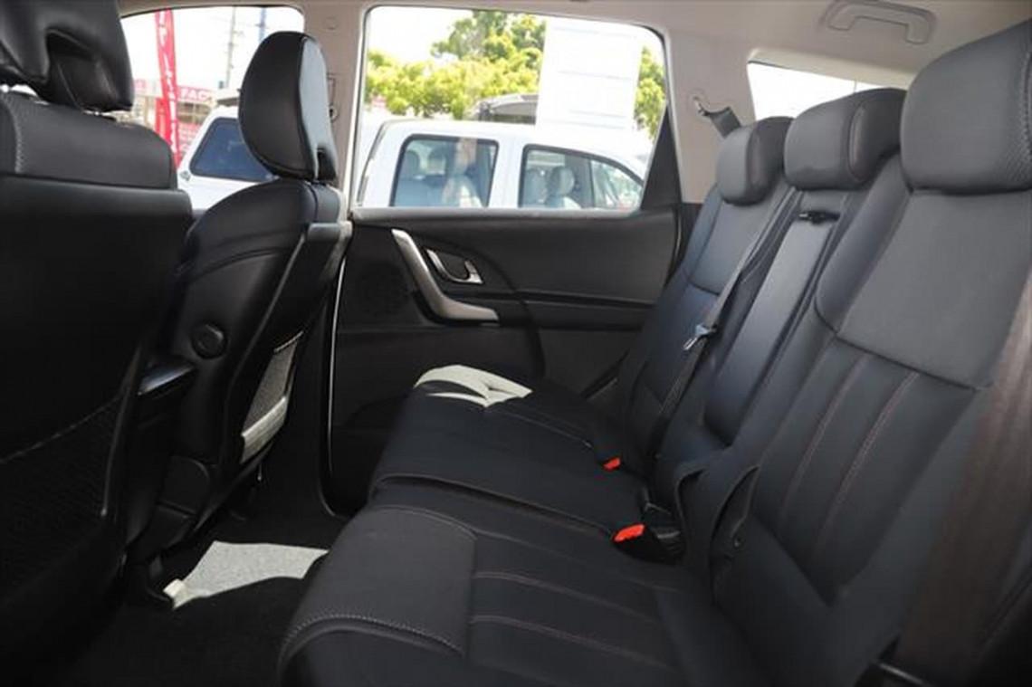 2020 MY19 Mahindra XUV500 W6 FWD Suv Image 10