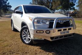 2015 Toyota Kluger GSU55R GX Suv