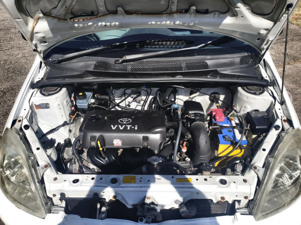 2001 Toyota Echo NCP10R NCP10R Hatch