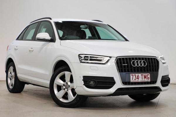 Audi Q3 2.0 Tdi Quattro (130kw) Audi Q3 2.0 Tdi Quattro (130kw) Auto