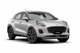 2021 MY21.25 Ford Puma JK Puma Wagon