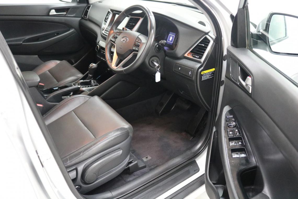 2018 Hyundai Tucson TL MY18 ACTIVE X Suv