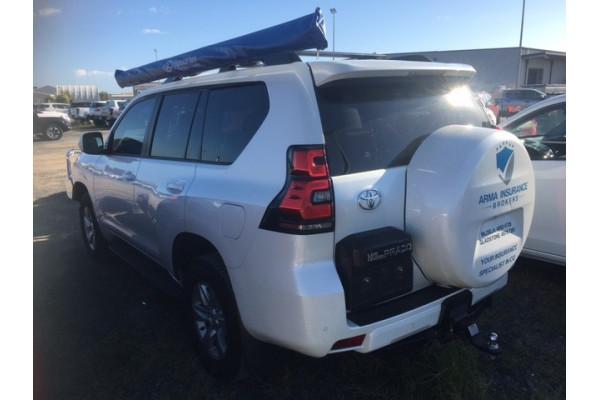 2018 Toyota Landcruiser Prado GDJ150R GXL Suv Image 4