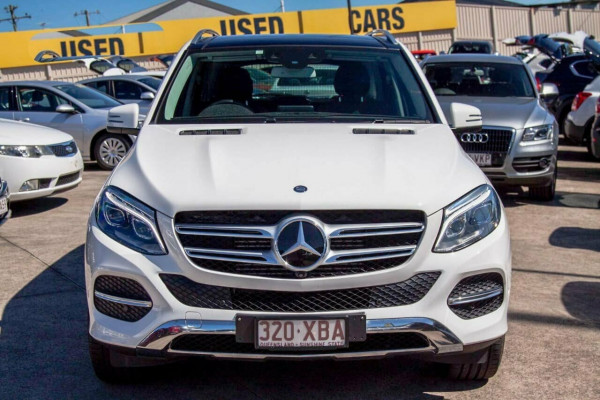 2017 Mercedes-Benz GLE350d 4Matic 166 MY17 Wagon Image 3
