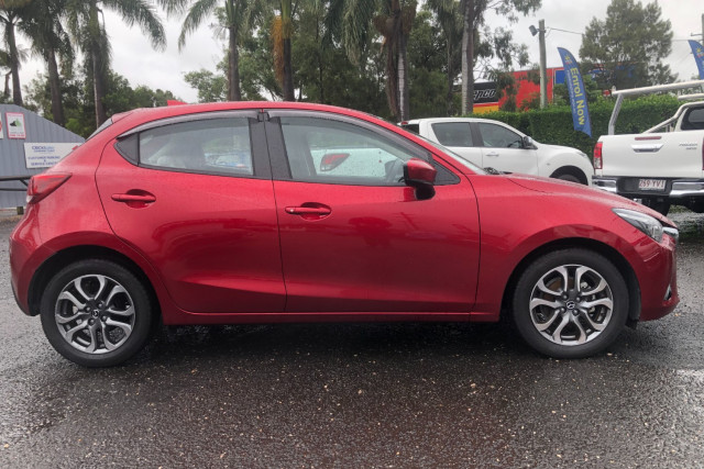 2018 Mazda 2 DJ2HAA GT Hatchback Image 5