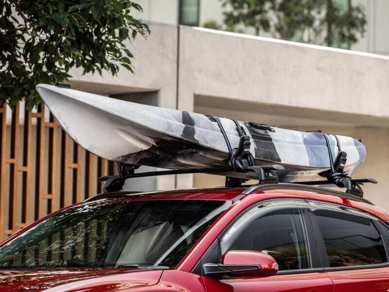 Kayak holder.