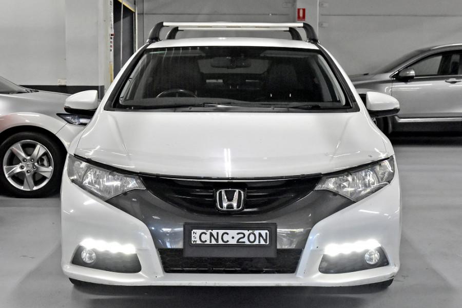 2012 Honda Civic VTi-LN