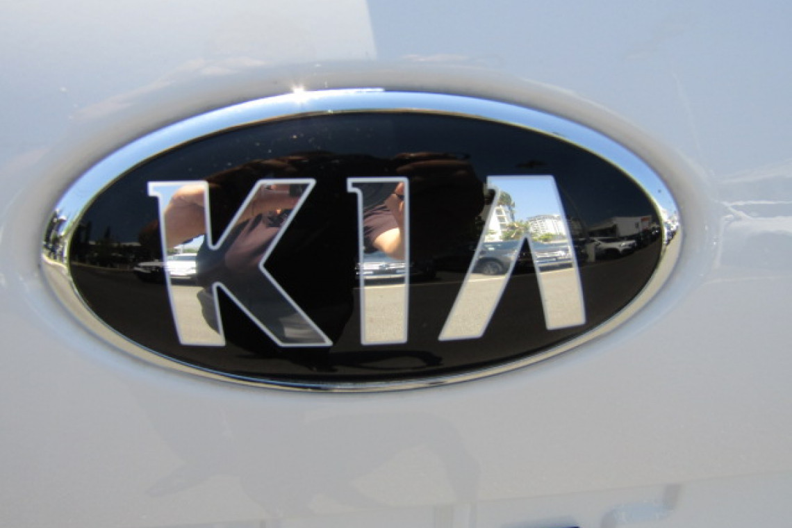 2018 Kia Sorento UM Sport Wagon