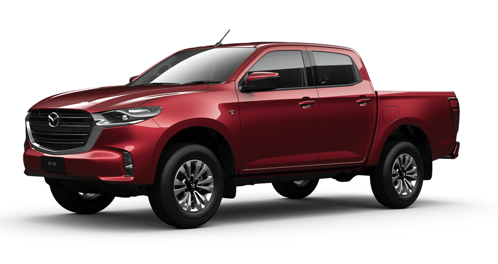Mazda BT-50 <br>Dual Cab 4x2 Pickup XT <br>BUSINESS