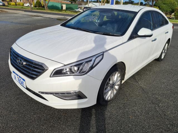 2015 MY16 Hyundai Sonata LF  Elite Sedan
