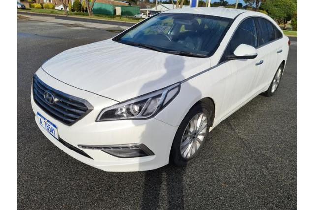 2015 MY16 Hyundai Sonata LF  Elite Sedan