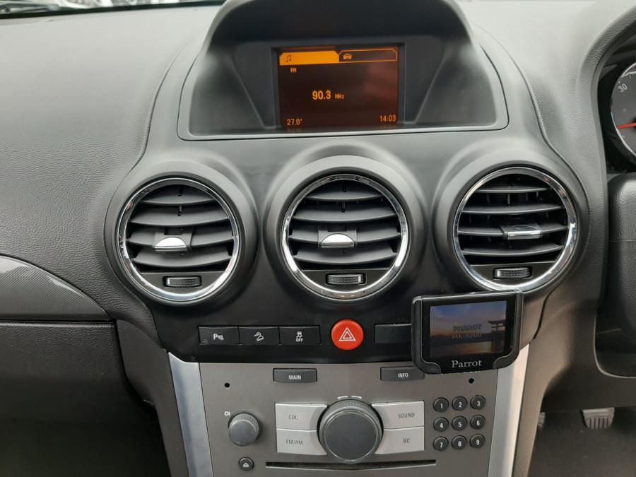 2011 Holden Captiva CG Series II 5 Suv Image 13