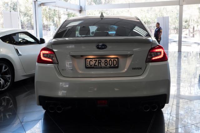 2015 Subaru WRX V1  Premium Sedan Image 4