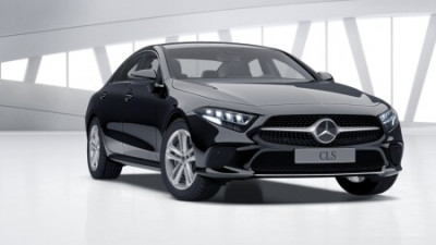 New Mercedes-Benz CLS Coupe
