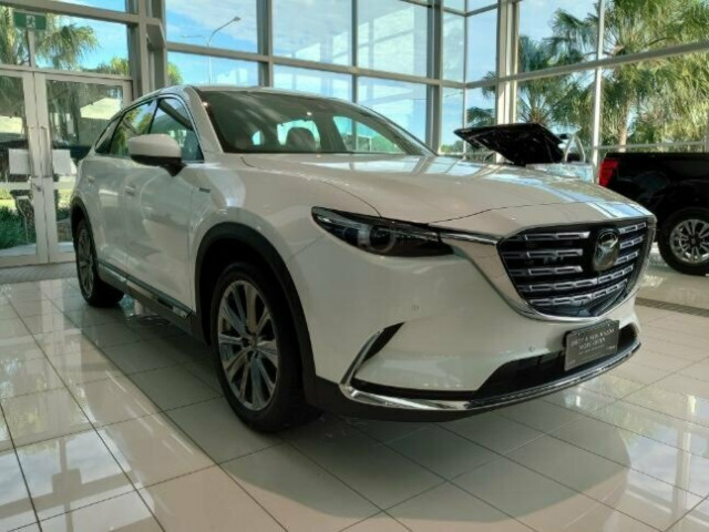 2020 MY0  Mazda CX-9 TC 100th Anniversary Suv image 1