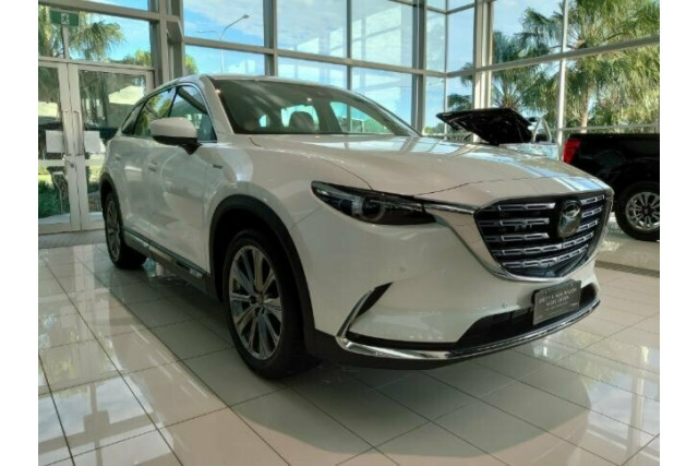 2020 MY0  Mazda CX-9 TC 100th Anniversary Suv