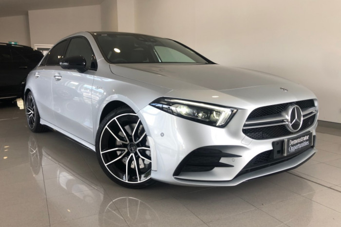 2019 Mercedes-Benz A Class M-AMG A35 4M Sedan
