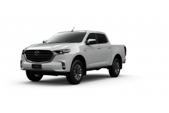 2020 MY21 Mazda BT-50 TF XT 4x4 Pickup Other Image 2