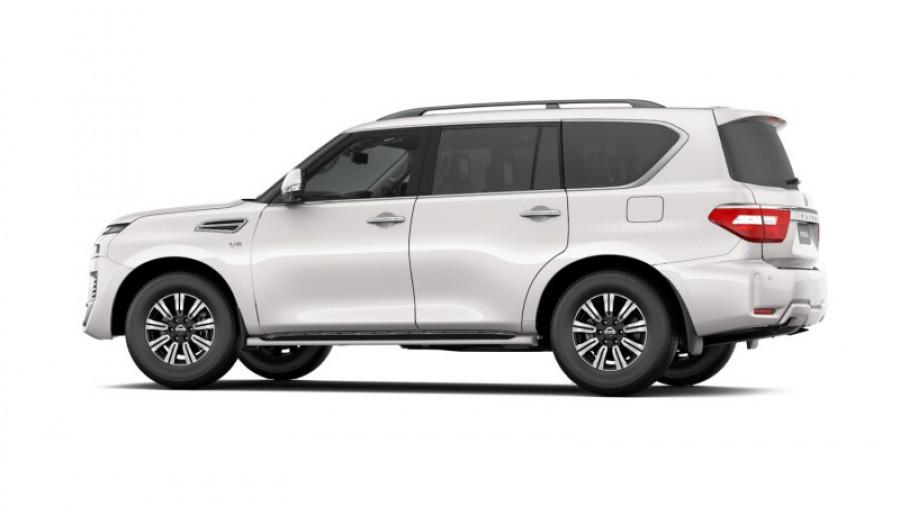 2020 Nissan Patrol Y62 Series 5 Ti-L Suv Image 29