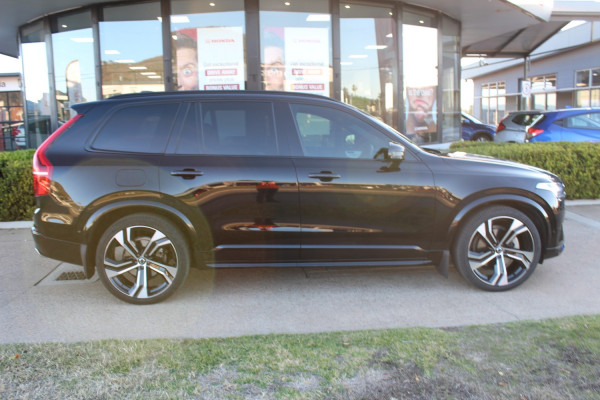 2019 MY20 Volvo XC90 L Series  T6 R-Design Wagon 7st Geartronic 8sp AWD T6 - R-Design Suv