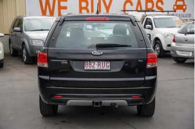 2011 Ford Territory SZ TS Wagon Image 5