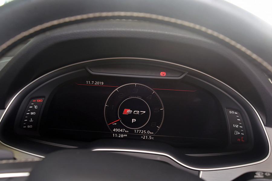 2017 Audi Q7 4M MY17 TDI Suv Mobile Image 15