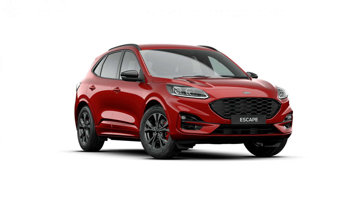 2020 MY20.75 Ford Escape ZH ST-Line Suv Image 1