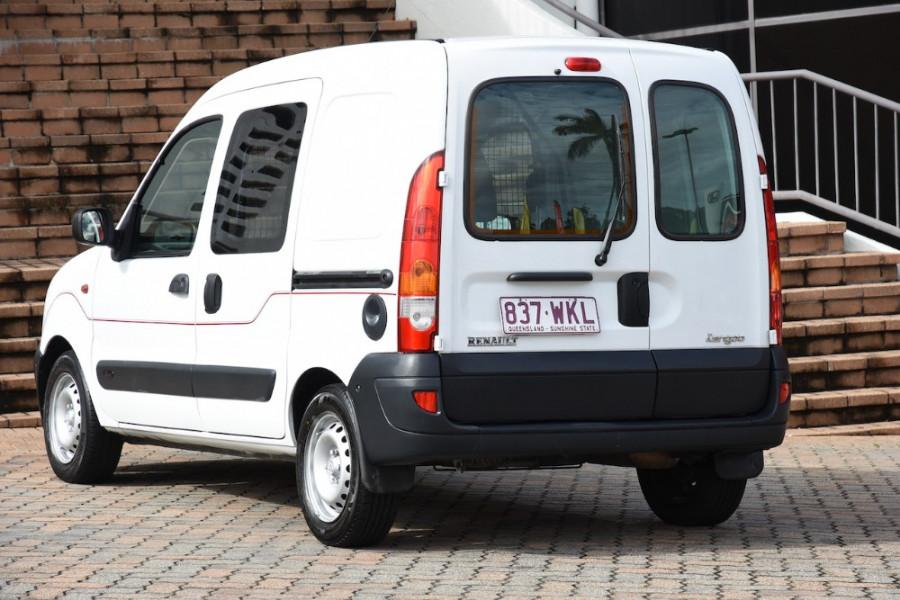 2005 Renault Kangoo F76 F76 Van Image 3