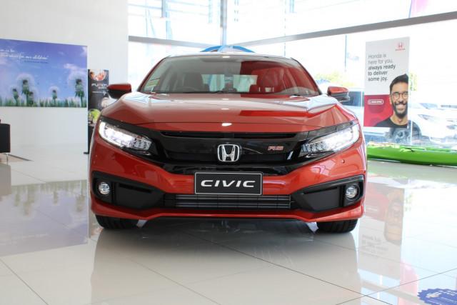 2020 Honda Civic Sedan 10th Gen RS Sedan Image 2