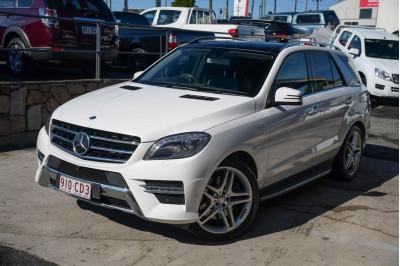 2014 Mercedes-Benz M-class W166 ML500 Wagon Image 2