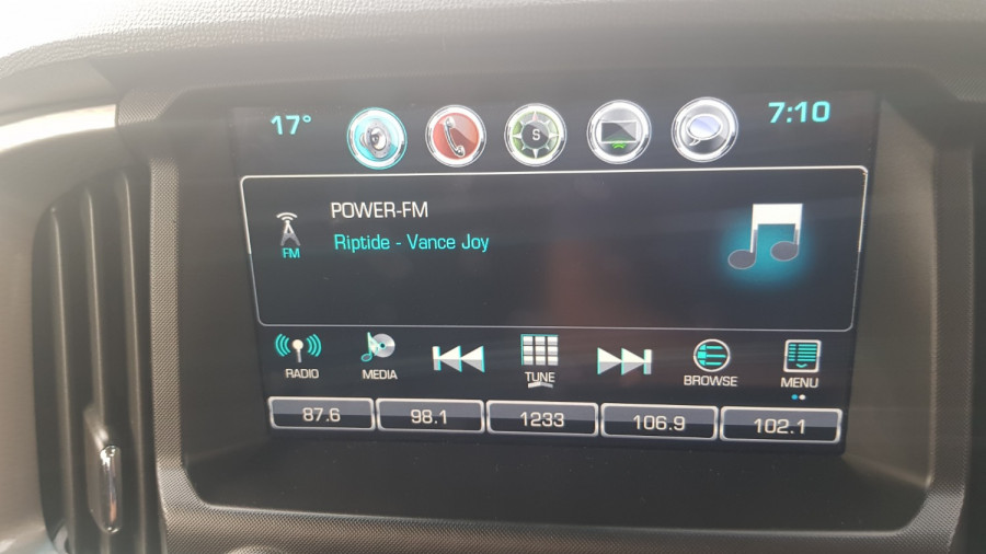 2017 Holden Colorado RG Turbo LTZ Ute Image 18