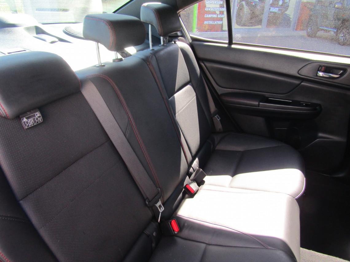 2014 MY15 Subaru WRX V1 MY15 PREMIUM Sedan Image 12