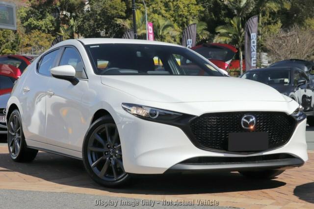 2020 Mazda 3 BP G25 Evolve Hatch Hatchback Mobile Image 1