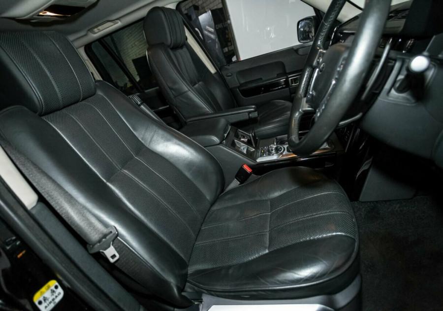 2012 Land Rover Range Rover Vogue L322 12MY Wagon