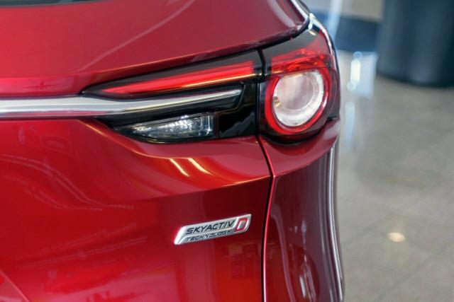 2018 Mazda CX-8 KG Asaki Suv Image 5