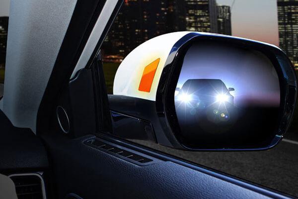 H6 Blind Spot Monitoring