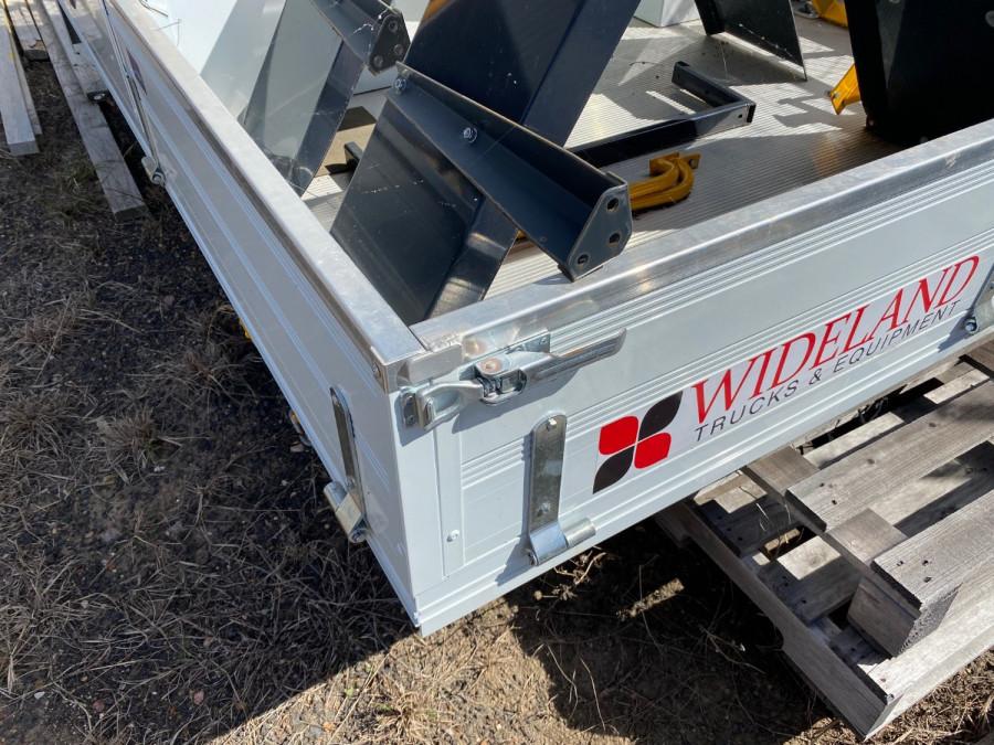 Iveco Aluminium Tray Tray Image 9